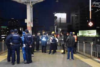 山陽新幹線線路に少年立ち入り 岡山駅、4キロ先で保護