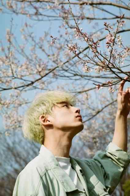 坂口健太郎、1st写真集 4つの季節を象徴する表情豊かな4カットを公開