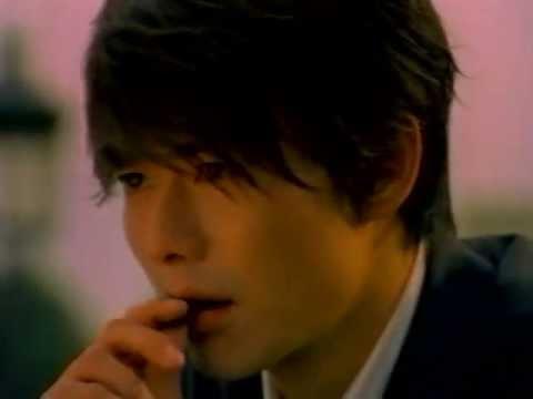 渡部篤郎 中谷美紀  Meiji ブラック プレシャスカカオ CM - YouTube