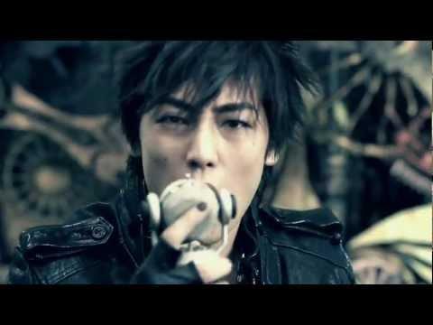 サイケデリックペイン「神様!アンタに喧嘩を売ってやる!」(PV Full) - YouTube