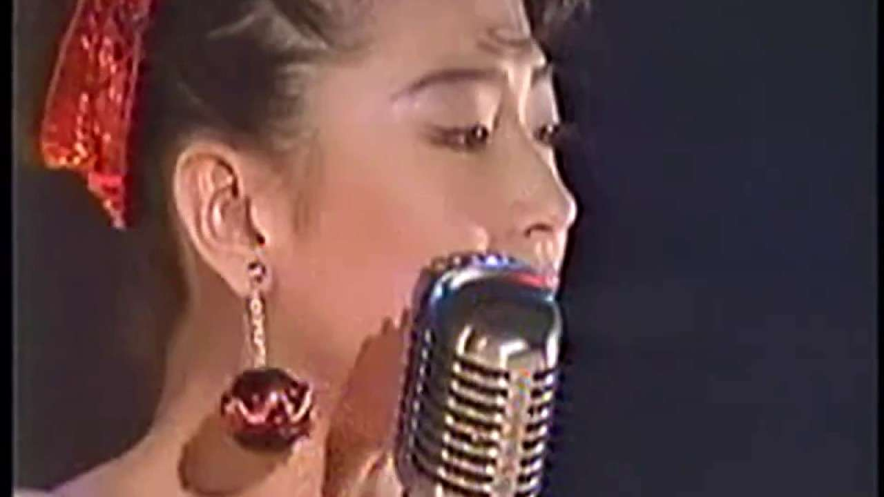 中森明菜 TATTOO - YouTube