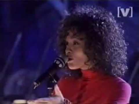 Whitney Houston Live - I Have Nothing - YouTube