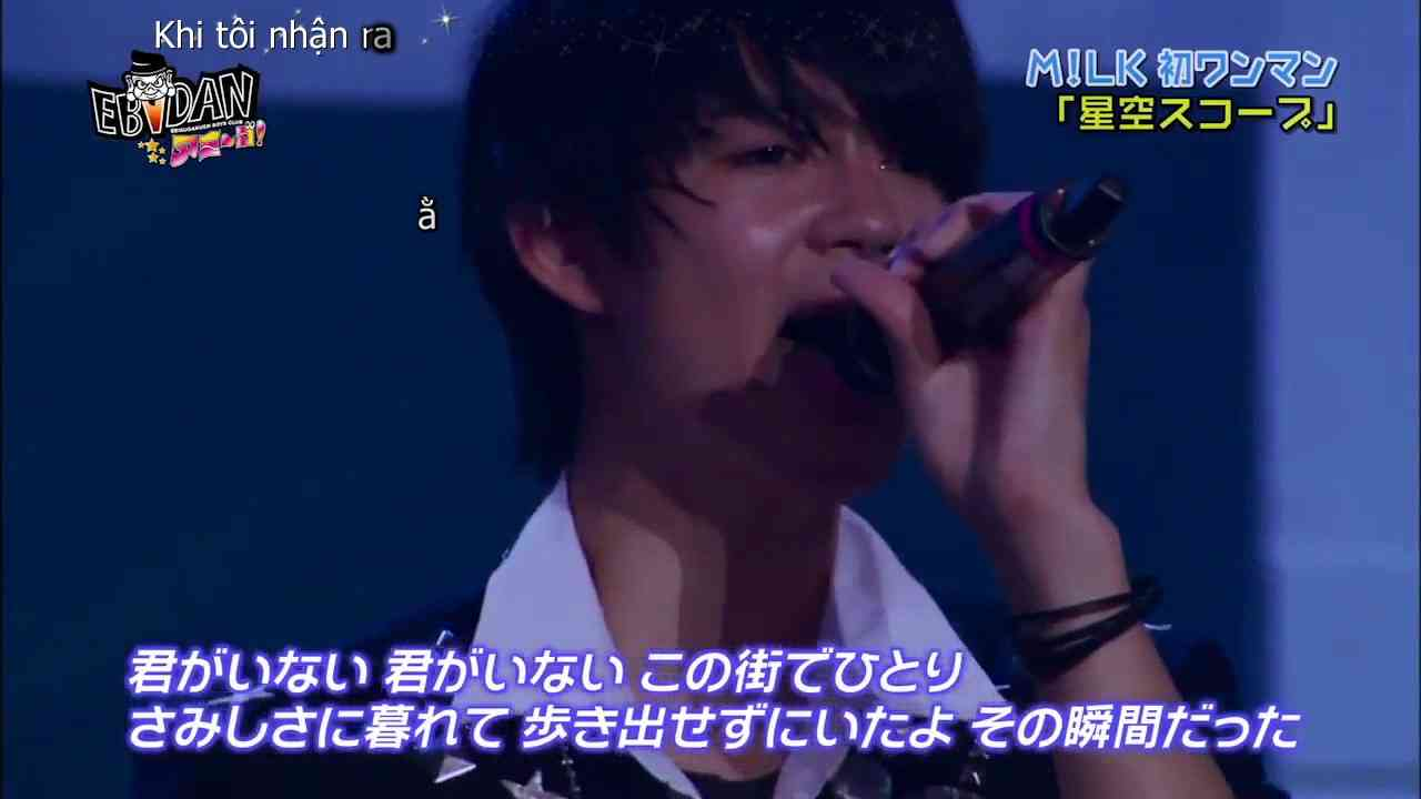 [ Vietsub] Starry Sky Scope - M!LK - YouTube