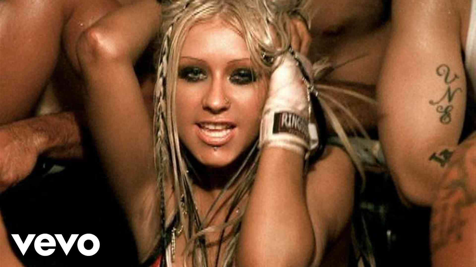 Christina Aguilera - Dirrty (VIDEO) ft. Redman - YouTube