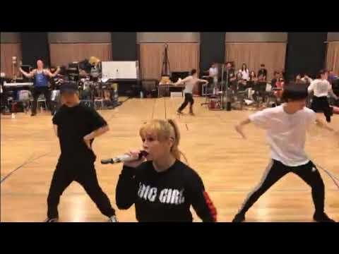 ayumi hamasaki 「Bold & Delicious」rehearsal / リハ - YouTube