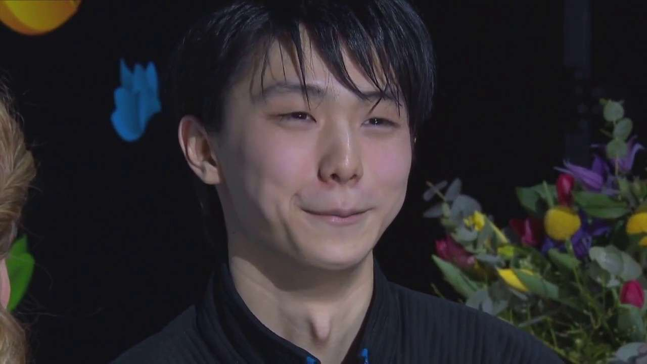 Yuzuru Hanyu / Japanese Commentary / Fluff 2 / World Championships 2017 - YouTube