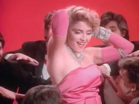 Madonna - Material Girl (Official Music Video) - YouTube