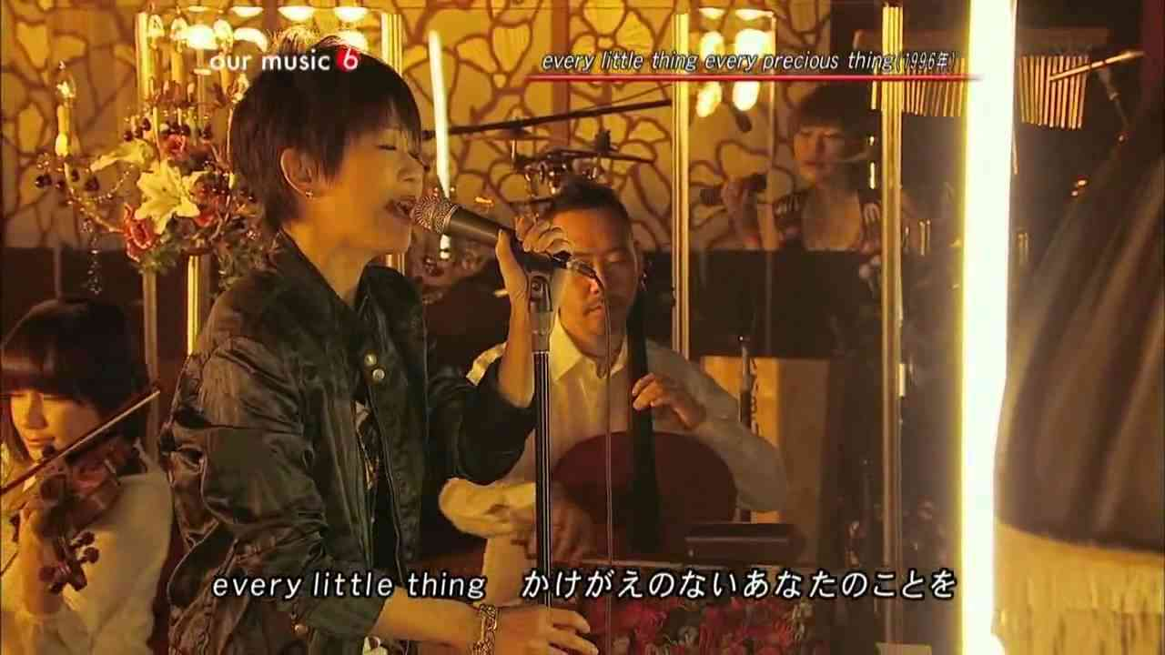 LINDBERG-every little thing every precious  (LIVE) - YouTube