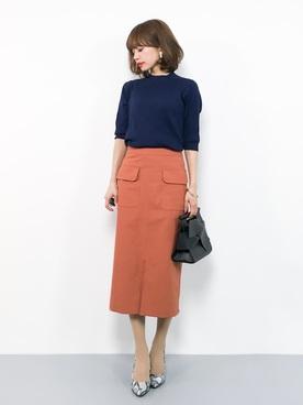 長身女子のファッション