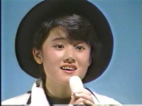 原田知世 天国にいちばん近い島 - YouTube