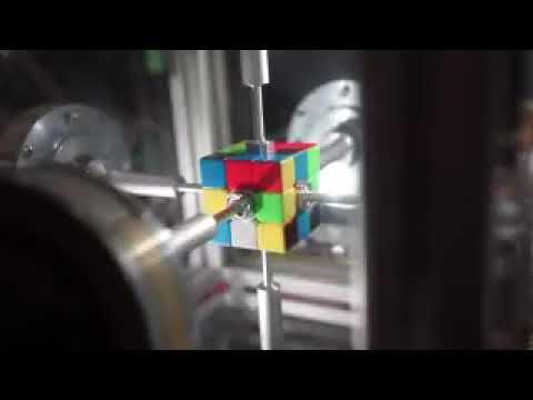 AIがルービックキューブをやったら… - YouTube