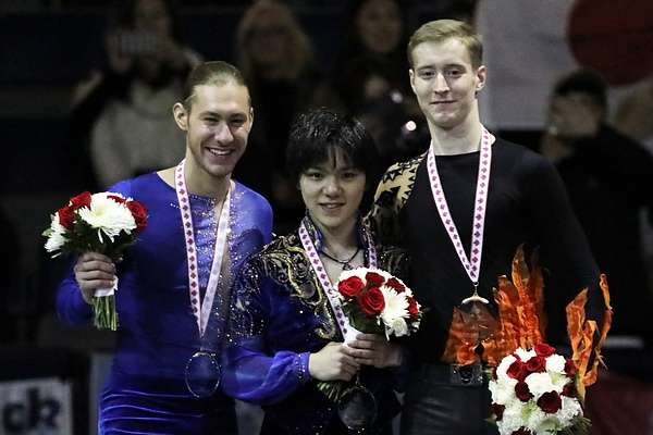 Jason Brown moving to Toronto to work under elite coach Brian Orser   The Japan Times