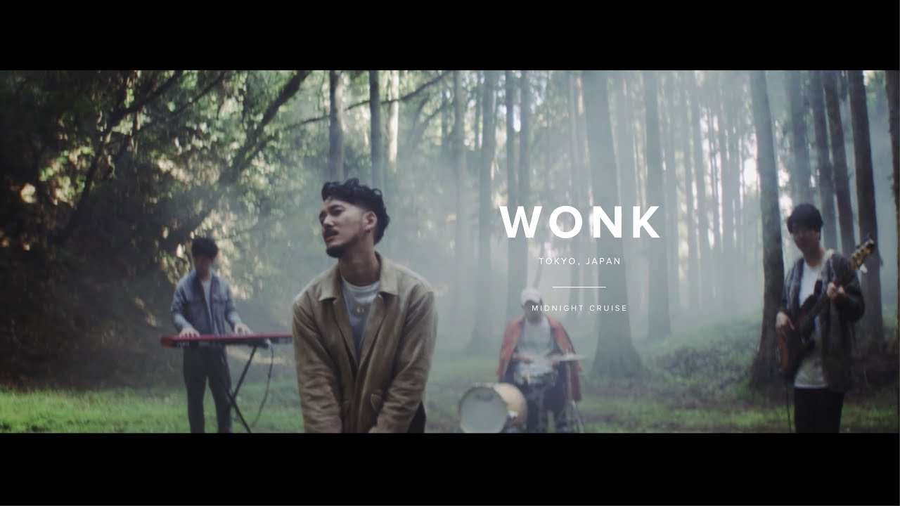 WONK - Midnight Cruise (Official Music Video) - YouTube