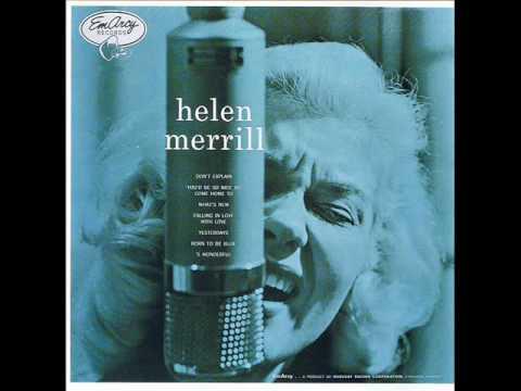 'S Wonderful-  (Helen Merrill) - YouTube