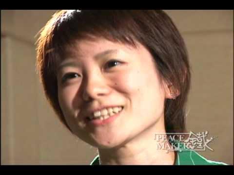 PEACE MAKER鐵 小林由美子インタビュー その1 - YouTube