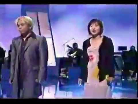 広瀬香美×中西圭三 ゲレンデがとけるほど恋したい - YouTube