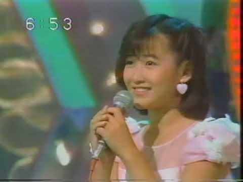 岡田有希子 リトルプリンセス - YouTube