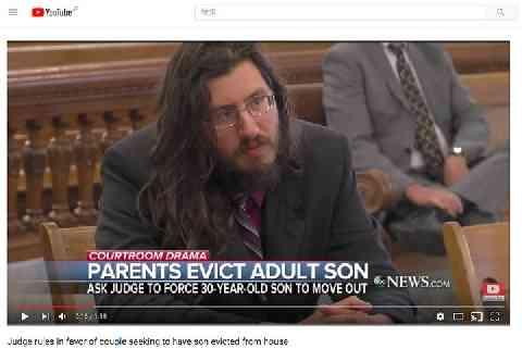 ニートの30歳息子に「自宅退去」求めた米国の裁判で両親勝訴…日本だったらどう判断される? - 弁護士ドットコム