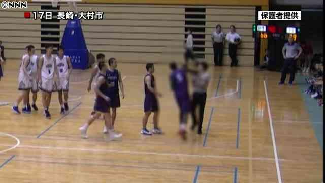選手に殴られた審判 事件化望まず「バスケ嫌いになってほしくない」 - ライブドアニュース