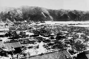 大阪地震の情報を共有するトピ