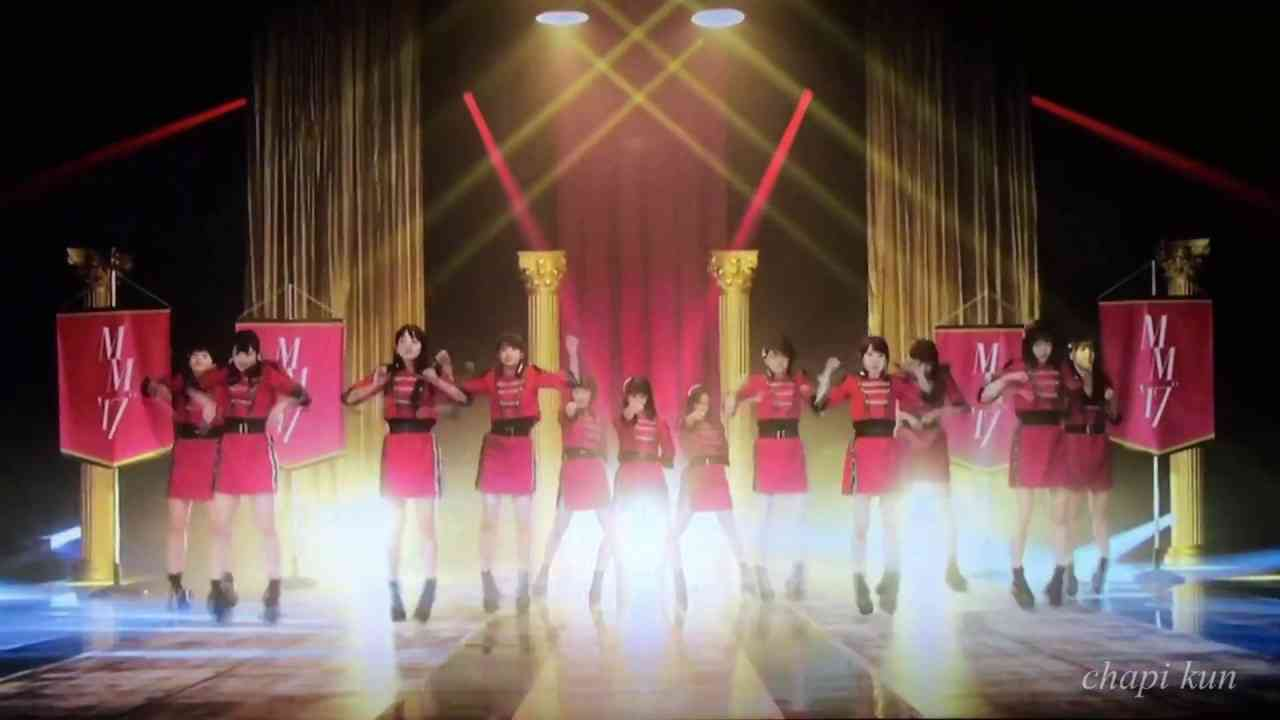 モーニング娘。'17 「BRAND NEW MORNING」(Dance Shot Ver.) - YouTube