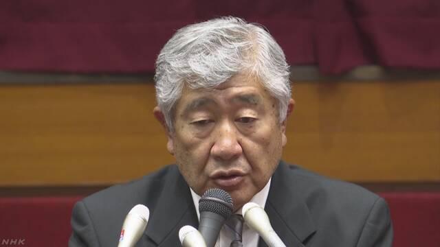 日大アメフト部の内田前監督 関連会社の取締役も辞任   NHKニュース