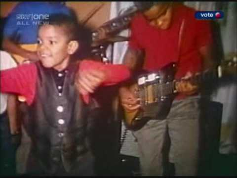 Michael Jackson's home movies (Part 1) - YouTube