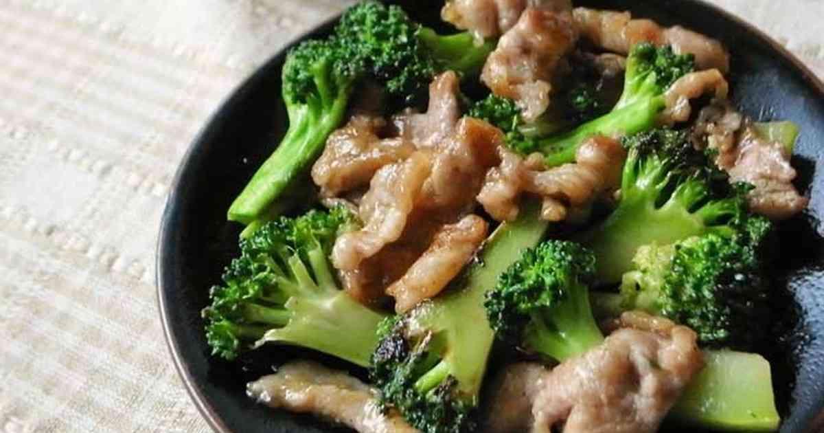 ブロッコリーと豚こま肉の中華炒め by moj 【クックパッド】 簡単おいしいみんなのレシピが292万品