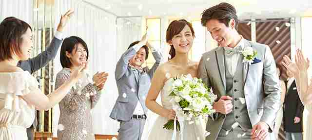 [式を挙げた方]結婚式直前、本番の心境