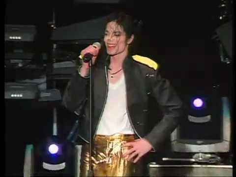 マイケル・ジャクソン ライブ・イン・ミュンヘン'97 7 - YouTube
