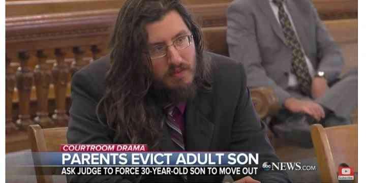 ニートの30歳息子に「自宅退去」求めた米国の裁判で両親勝訴…日本だったらどう判断される?