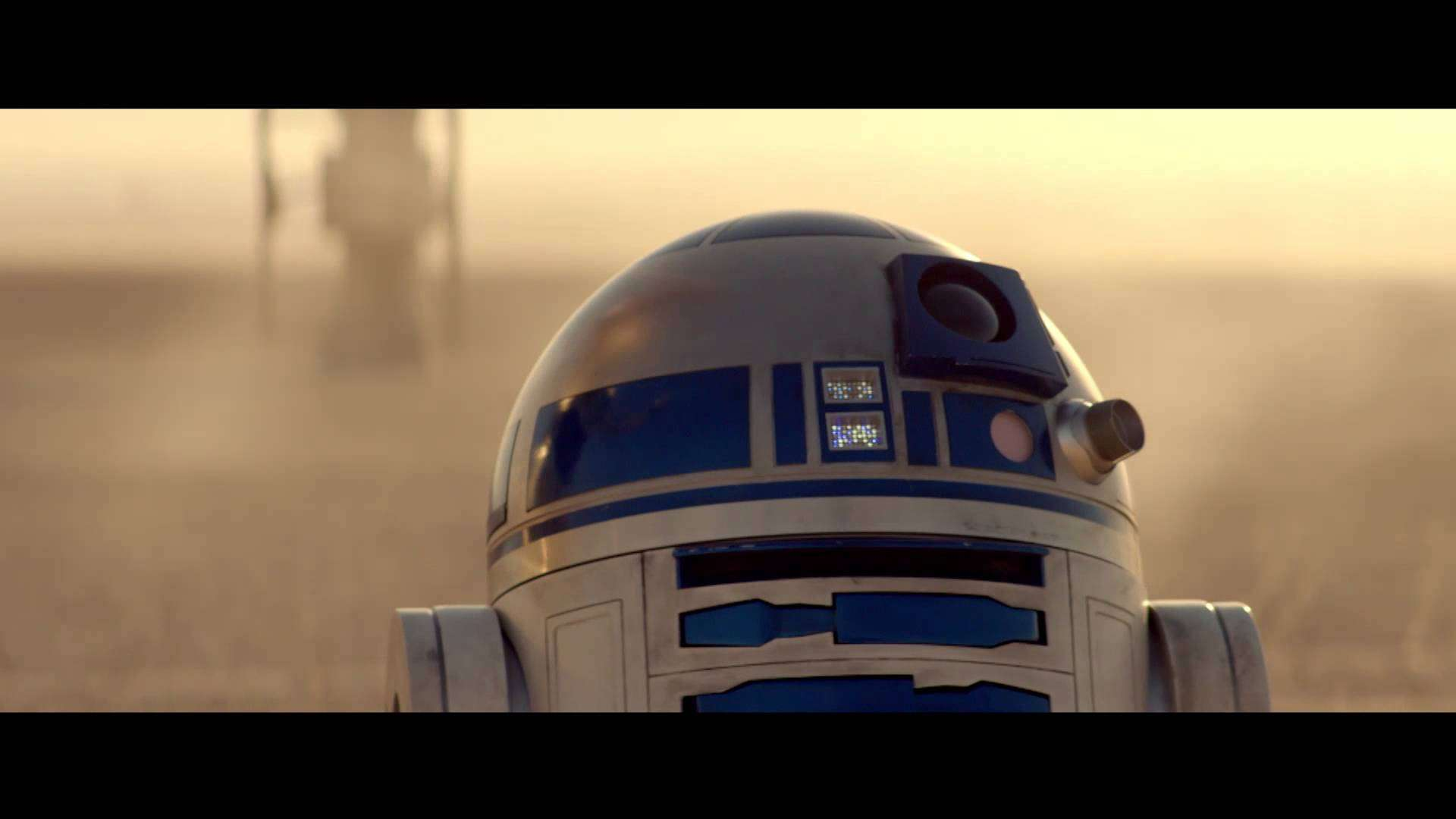 Star Wars: The Force Awakens - O2 Priority Ad - YouTube