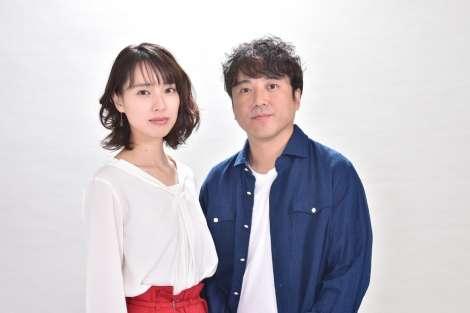 ムロツヨシ、戸田恵梨香と10月連ドラで本格ラブストーリー「本当にOKされてるのか」