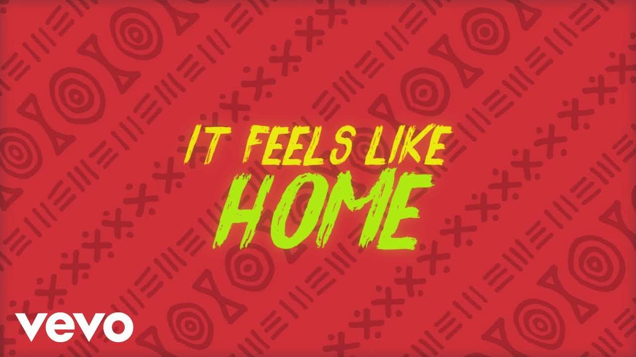 Sigala, Fuse ODG, Sean Paul - Feels Like Home (Lyric Video) ft. Kent Jones - YouTube