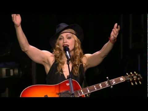 Madonna - Nothing Fails (Re-Invention Tour Lisbon DVD) - YouTube