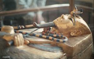 ツタンカーメン王の第3人型棺 | 吉村作治のエジプトピア EGYPTPIA