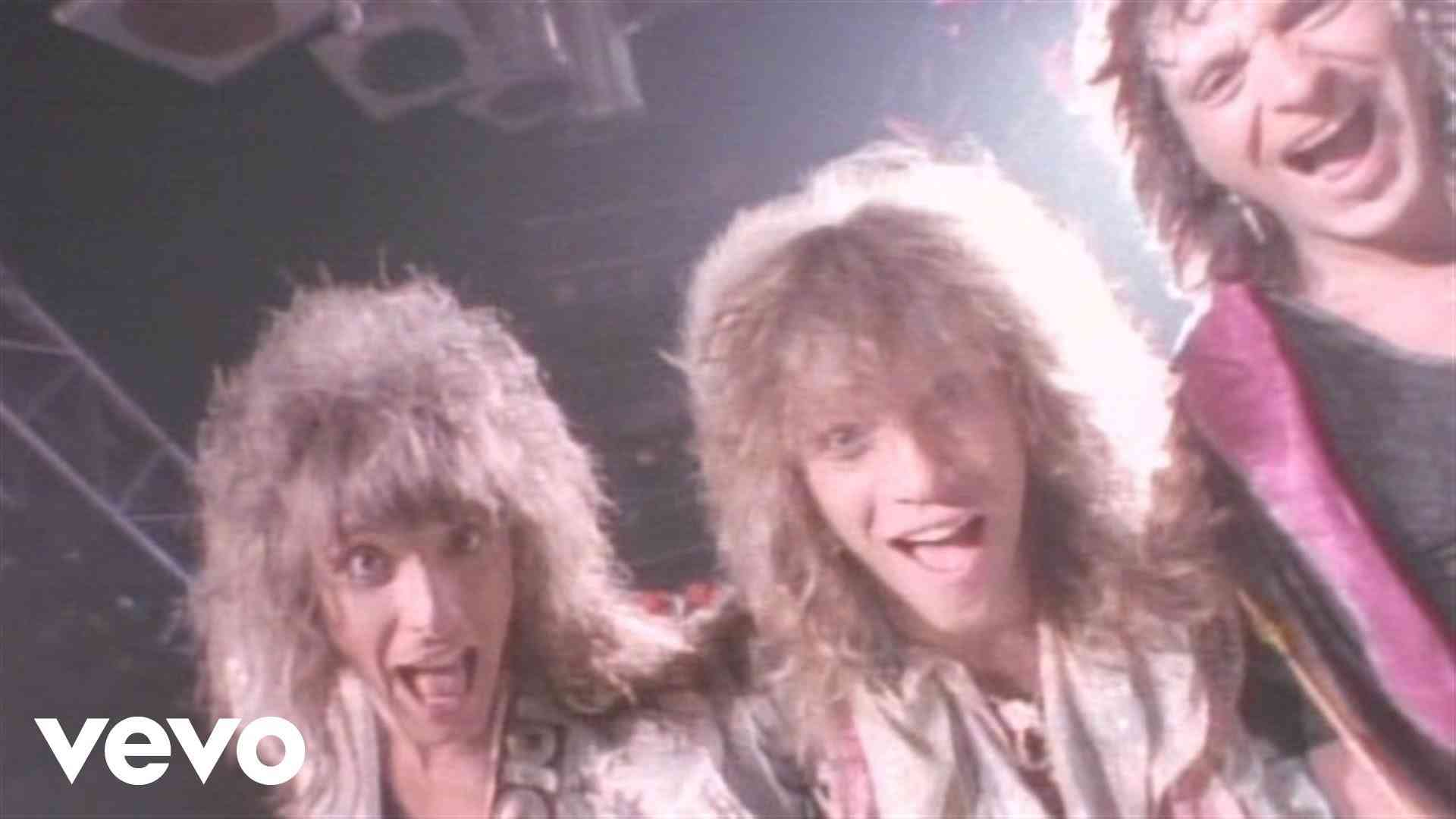 Bon Jovi - You Give Love A Bad Name - YouTube