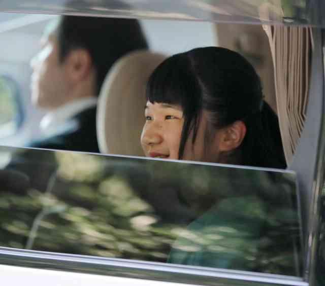 愛子さま、英国へ出発 短期留学で初めての単独海外