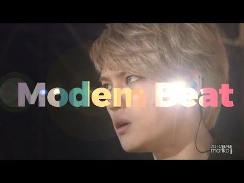 しびれる!ジェジュンの声量  Modem Beat & 告解 - YouTube