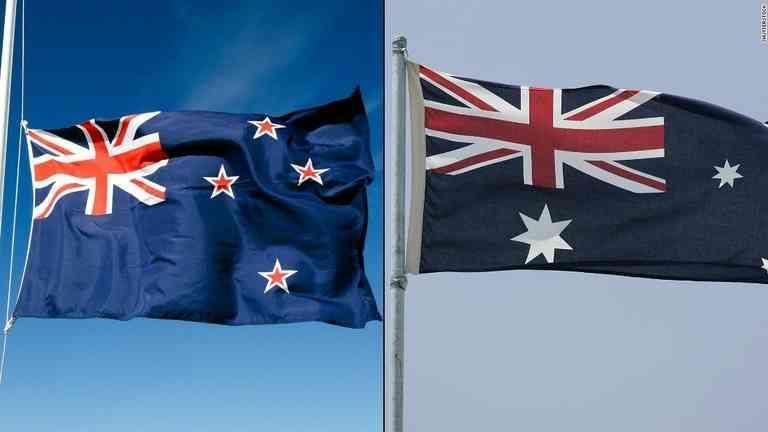 CNN.co.jp : NZ、豪州は国旗「真似」していると批判 独自デザインの採用要求