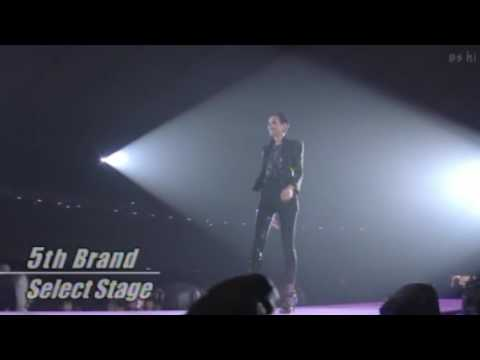 TGC '09 A/W Select Stage TOPSHOP, Gland Finale、富永愛 登場!!! - YouTube