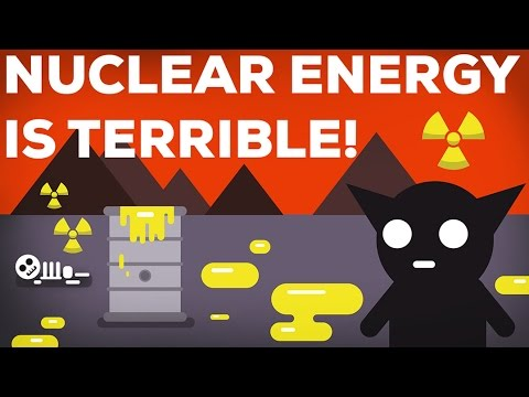 3 Reasons Why Nuclear Energy Is Terrible! 2/3 - YouTube