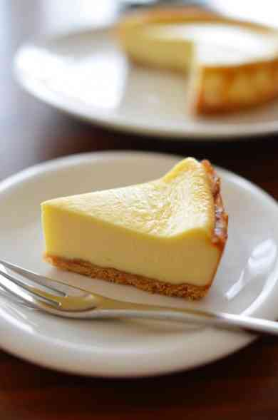 チーズケーキが好きな人!