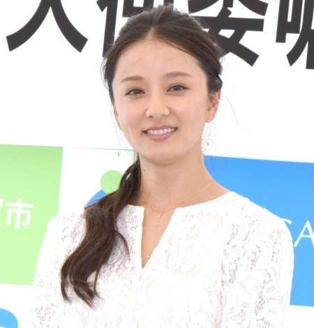 中越典子、インスタで第2子妊娠を正式に発表「心より楽しみに」 | ORICON NEWS