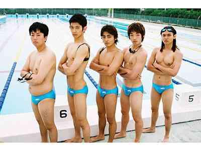 WATER BOYS【一挙】    ファミリー劇場