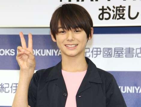 インスタ話題の美少年・翔、会ってみたい人物は「嵐の大野くんと相葉くん」 | ORICON NEWS