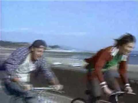 ポカリスエットCM 『バリカンと海』篇 2002年 - YouTube