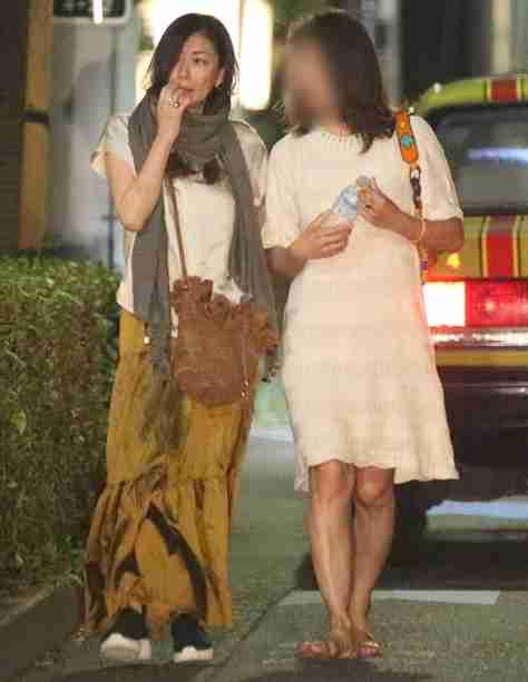 10月期ドラマに主演級で出演、再ブレイク中山美穂が朝帰り