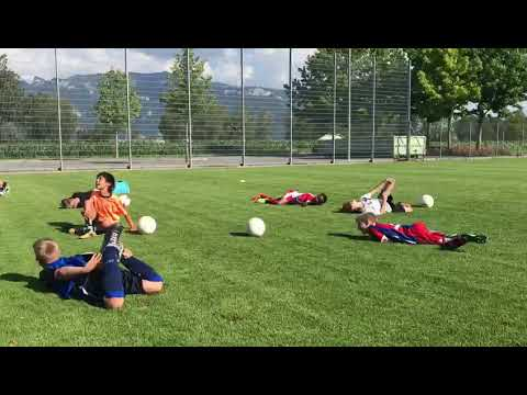 "Practicing ""The Neymar"" - YouTube"