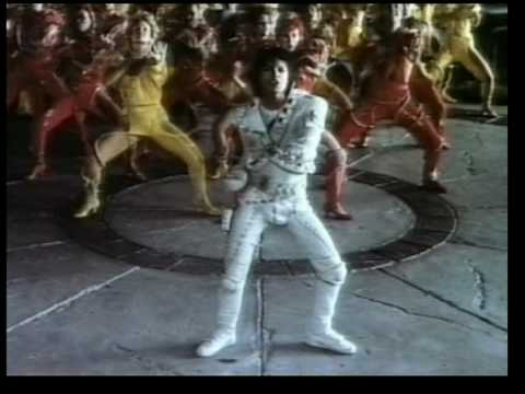 Michael Jackson - We Are Here To Change The World / Another Part Of Me (Captain EO) - YouTube